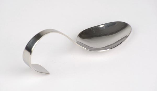 Curved Spoon Stainless